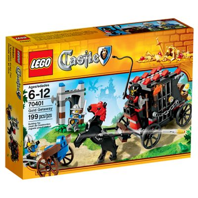 70401---LEGO-Castle---Fuga-Dourada