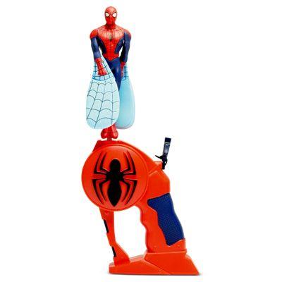 Boneco-e-Lancador-Flying-Heroes---Homem-Aranha---DTC