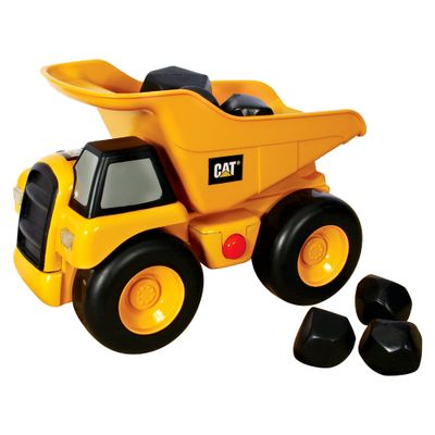 Cat-Caterpillar-Rumble-and-Dump-Truck---DTC