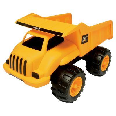 Cat-Caterpillar-Tough-Tracks---Caminhao-Basculante---DTC