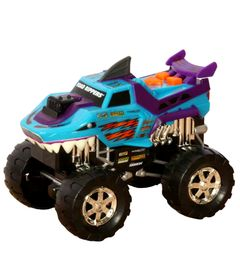Caminhonete-Monster-Truck-Road-Rippers-Real-Time-4x4-Action-Azul-DTC