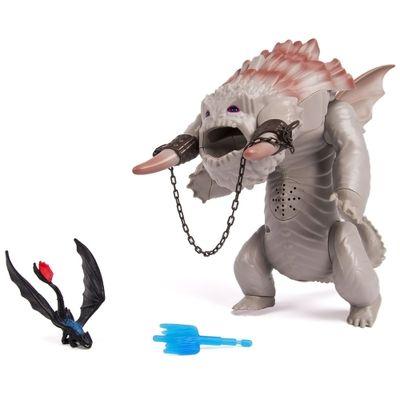 Kit de Batalha Final Como Treinar Seu Dragão 2 - Bewilderbeast - Sunny