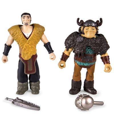 1020-Mini-Figura-Viking-Como-Treinar-Seu-Dragao2-Eret-vs-Melequento-Sunny