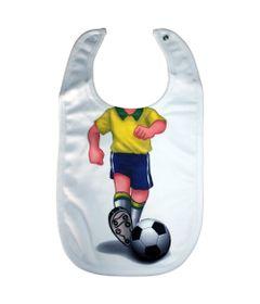 Babador-em-Suedine-Jogador-de-Futebol---Branco---Mini-Mix---GBaby---MXBAM1612