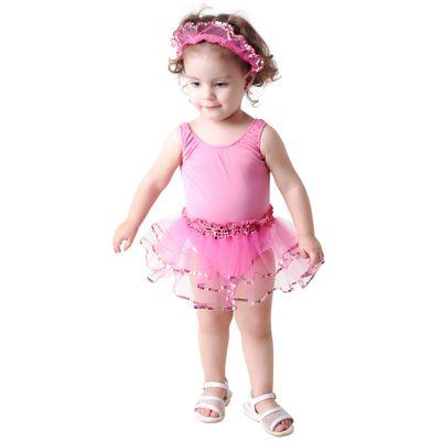 Fantasia Bebê Básica - Bailarina - Sulamericana