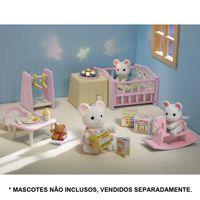 Sylvanian-Families---Conjunto-Bercario-Luz-da-Noite---Rosa---Epoch