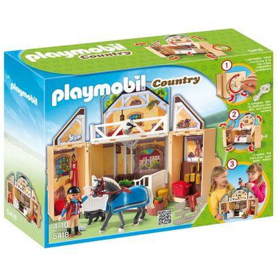 Playmobil-Campo---Box-Secreto-Estabulo---5418