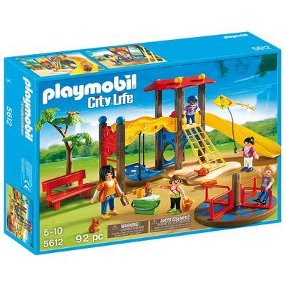 Playmobil-City-Life---Parquinho---5612