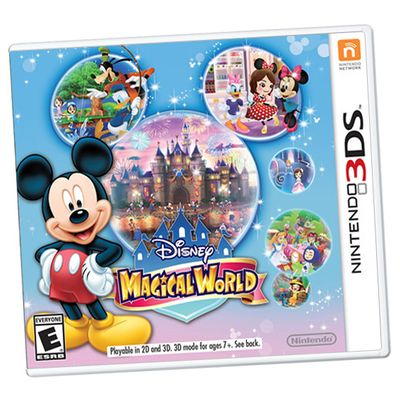 Jogo Nintendo 3DS - Disney Magical World