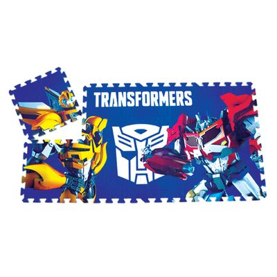 De 8 a 11 anos ri happy - Transformers tapete ...