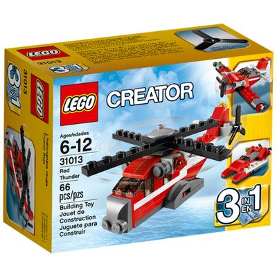 31013---LEGO-Creator---Trovao-Vermelho
