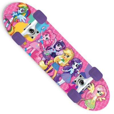 Skate-com-Kit-de-Seguranca-My-Little-Pony-Equestria-Girls---Rosa---Conthey