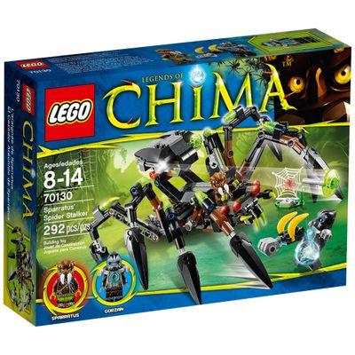 70130---LEGO-Chima---Aranha-Cacadora-de-Sparratus