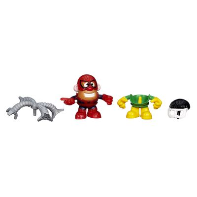 Mr.-Potato-Head-Marvel---Spider-Man-e-Doctor-Octopus---Playskool---Hasbro