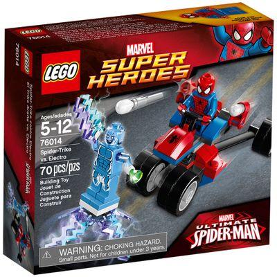 76014---LEGO-Super-Heroes---Spider-Man--Spider-Trike-contra-Electro