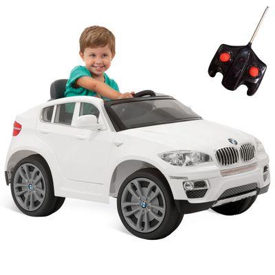 Mini Veículo Elétrico - BMW X6 com Controle Remoto 6V - Bandeirante