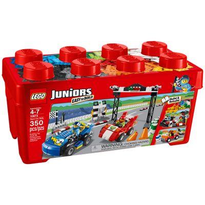 10673---LEGO-Juniors---Rally-de-Carros-de-Corrida