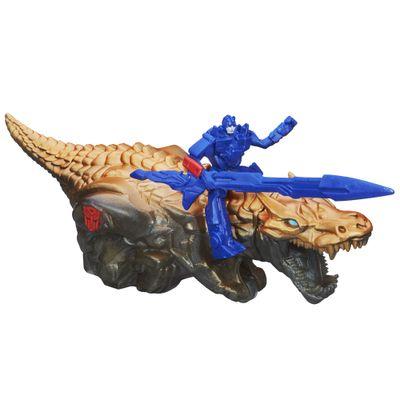 Transformers-4-Dino-Sparkers---Optimus-Prime-e-Grimlock---Hasbro---A6494