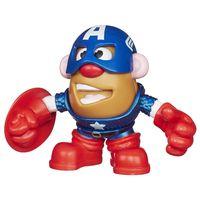 Mini-Boneco-Mr.-Potato-Head---Marvel---Capitao-America---Hasbro---A8083