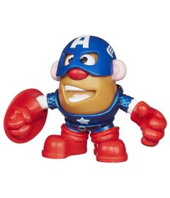 Mini-Boneco-Mr.-Potato-Head---Marvel---Capitao-America---Hasbro---A8083