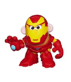 Mini-Boneco-Mr.-Potato-Head---Marvel---Iron-Man---Hasbro---A8085
