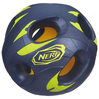 Bola Nerf Sports - Bash Ball Azul - Hasbro