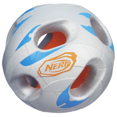Bola Nerf Sports - Bash Ball Prata - Hasbro