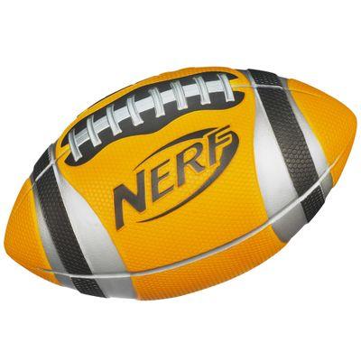 Bola de Futebol Americano Nerf Sports Laranja - Hasbro