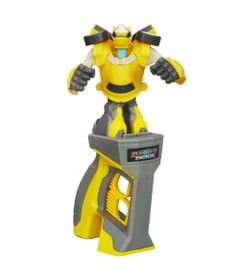 Transformers-Battle-Masters-Autobots---Bumblebee---Hasbro---A6586