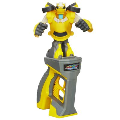 Transformers-Battle-Masters-Autobots---Bumblebee---Hasbro---A6586