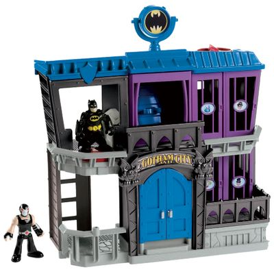 Prisão de Gotham - Imaginext DC Super Amigos - Fisher-Price