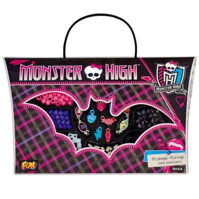 Miçangas Morcego - Monster High - Fun