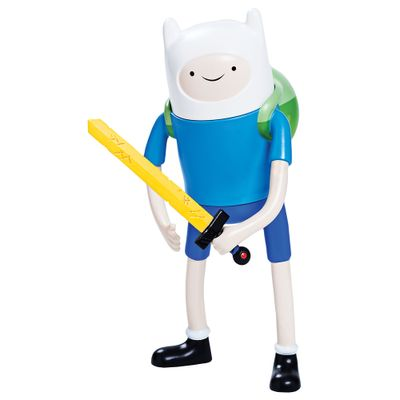 Boneco Adventure Time - Finn - 20 cm - Grow