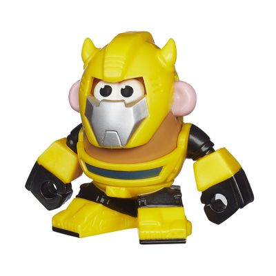 Mini Boneco Mr. Potato Head - Transformers - Bumblebee - Hasbro