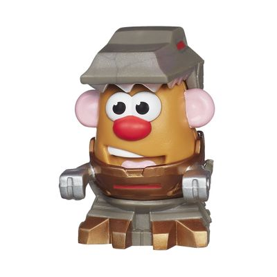 Mini Boneco Mr. Potato Head - Transformers - Grimlock - Hasbro