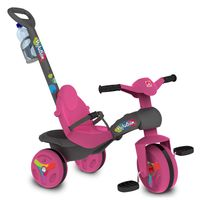 Triciclo-Veloban-Passeio---Rosa---Bandeirante