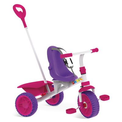 Triciclo-Smart-Basic-Fashion---Bandeirante