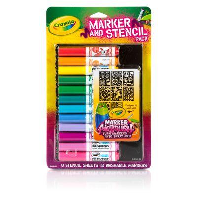 Refil-para-Marker-AirBrush-e-Kit-Estencil---Girl---Crayola