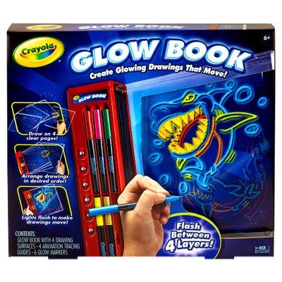Lousa-Glow-Book---Crayola