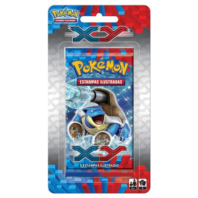 Expansao-de-Cartas---Pokemon-XY---Blastoise---Copag