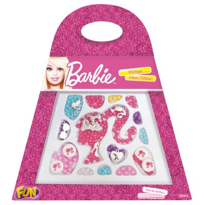 Miçangas Bag Perfíl - Barbie - Fun