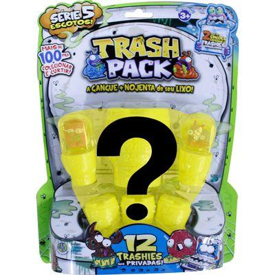 Trash Pack - 12 Trashies Sortidos - Série 5 - DTC
