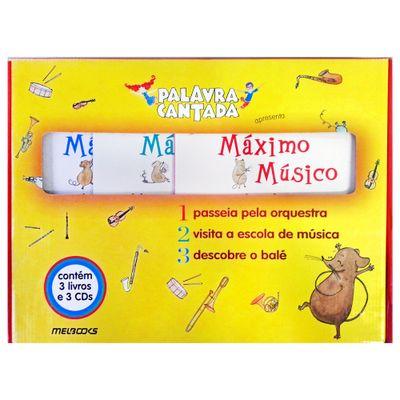 Kit-Livros-Maximo-Musico---Palavra-Cantada---Melhoramentos