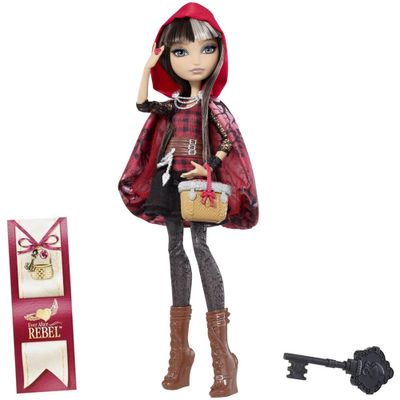 Boneca-Ever-After-High-Revel---Cerise-Hood---Mattel---BFW96---BJG64