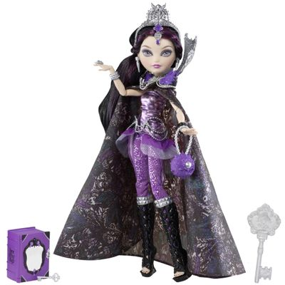 Boneca-Ever-After-High-Legacy-Day---Raven-Queen---Mattel---BCF47---BCF48