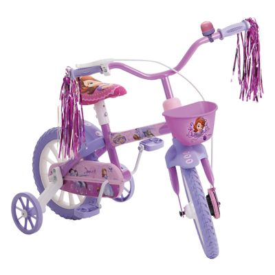 Bicicleta-Aro-12-da-Princesinha-Sofia---Multibrink