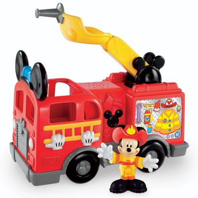 Caminhao-de-Bombeiros-do-Mickey---Mickey-Mouse-Clubhouse---Fisher-Price---X6124