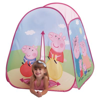 Peppa pig playgrounds e lazer ri happy for Piscina de peppa pig