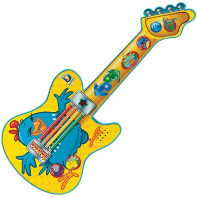 Guitarra Rock Baby - Galinha Pintadinha - Dican