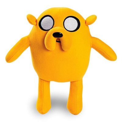 Pelucia-Adventure-Time---Jake---28-cm---Grow